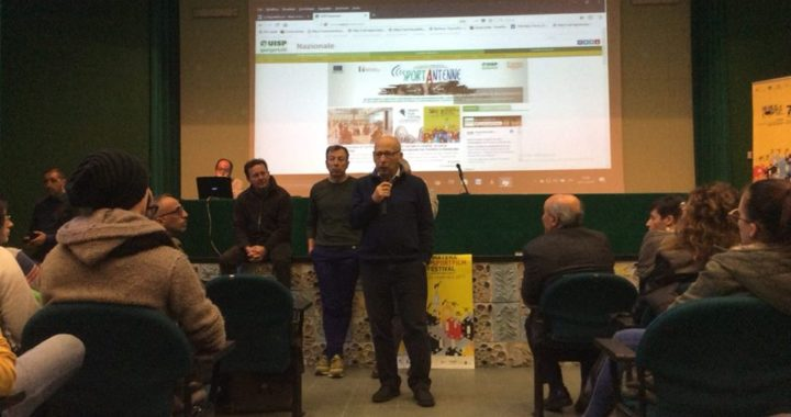 MATERA SPORT FILM FESTIVAL: Salvatore Borsellino incontra gli alunni dell'ITCG Loperfido-Olivetti di Matera