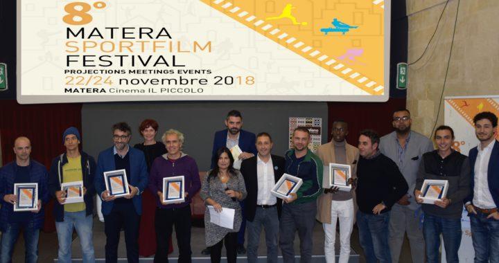 MATERA SPORT FILM FESTIVAL 2018: Tutti i Vincitori